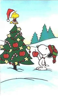 Snoopy & Woodstock, Christmas