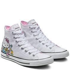 Zapatos de hello kitty