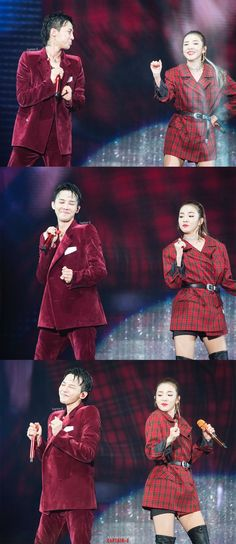 #SandaraPark with GD in MOTTE ctto