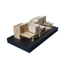 Casa Zirahuén,Modelo