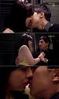 This was the most perfect first kiss I have ever seen in a kdrama.Like I legit squealed when it happened The King 2 Hearts, Asian Fever, Best Kisses, Love K, Lee Seung Gi, Passionate Love, Thai Drama, Lee Sung, Korean Entertainment