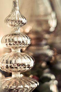 mercury glass . . .