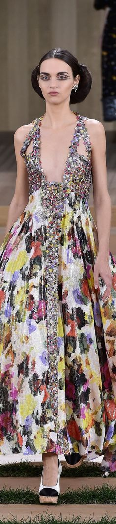 Chanel Spring 2016 Couture +