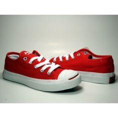 newest 532f0 9c047 Converse Jack Purcell Sneaker Red Cheap Puma Shoes, New Jordans Shoes, Nike  Shoes,