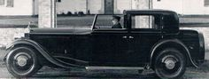 1930 Sedanca de Ville by Thrupp & Maberly (chassis 70GY)