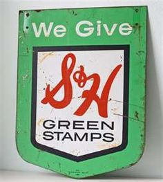 Old Signs   # Pin++ for Pinterest # If I filled the book, I got the book to buy something for myself. If I filed it but my Mom needed to get something specific, I  got cash value and saved it till I had something in mind or a birthday to buy for.