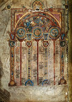E Book Of Kells Dublin, Ireland, Trinity College. Must see Book of Kells and the Old ...