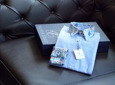 Cămăși creative pentru ținuta de business – ALISIA ENCO Gift Wrapping, Floral, Shirt, Flowers, Gifts, Collection, Gift Wrapping Paper, Presents, Dress Shirt