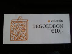 Zalando. Deze flyer van Zalando is erg sterk. Hij is niet heel opvallend, maar door een actie eraan te koppelen van 10 euro korting zullen mensen snel naar site bezoeken.