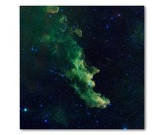 Canvas print About the Stars
