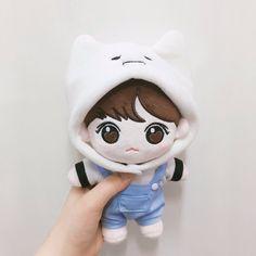 Where can i buy this? Plush Dolls, Doll Toys, Baby Dolls, Kawaii Doll, Kawaii Plush, Pop Dolls, Cute Dolls, Tarjetas Diy, Bts Chibi