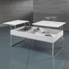 tavolino da salotto design genesi | small livingroom table ... - Tavolino Soggiorno Apribile