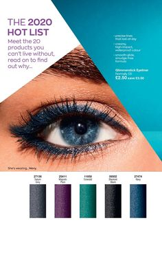 Shop the Avon Instant Brochure featuring the 2020 hotlist. Find out which products you can't live without Cool Things To Make, Avon, Eyeshadow, Skin Care, Shopping, Products, Eye Shadow, Cool Things To Do, Skincare Routine