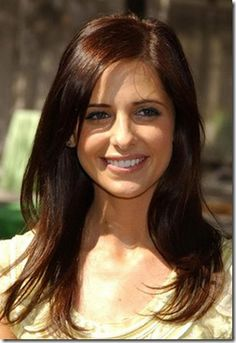 or #4 reddish brown hair color - Google Search