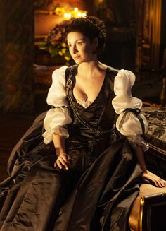Caitriona Balfe in 'Outlander' (2014). x