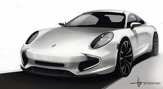 Porsche+992+sketch.jpg 1,200×657 pixels