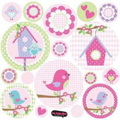 Crafts 2019 woman wearing jacket - Woman Jackets and Blazers Diy And Crafts, Paper Crafts, Bird Party, Bird Theme, Baby Scrapbook, Printable Stickers, Clipart, Printables, Kids Rugs