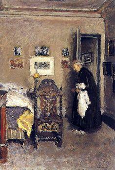 Edouard Vuillard, via Flickr.