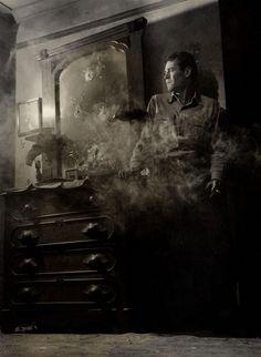 Henry FondainThe Long Night(1947, dir.Anatole Litvak) Photographer: Alexander Kahle