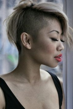 A tumblr dedicated to women who rock the short cut.