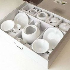 Heart-Shaped Tea Sets: Cup Full of Love Dishes Perfect for Valentine's Day
