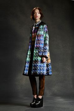 Clover Canyon | Fall 2014 Ready-to-Wear Collection