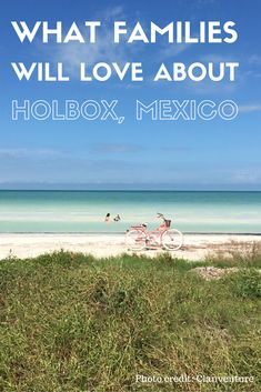 On your next trip, why not skip the well-worn path south of Cancun and head north, where you can discover the magic of Holbox, Mexico?