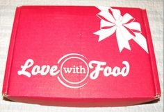 Love with Food Review & Giveaway
