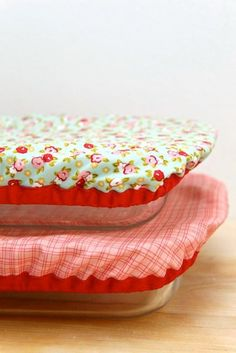 Project Design Team Wednesday ~ DIY Baking Dish Covers   Riley Blake Designs