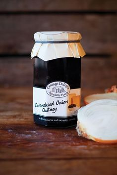 A great recipe using Cottage Delight Carmelised Onion Chutney following Kate's Kitchen recipe