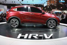 O HR-V foi o grande lançamento da Honda no Salão do Automóvel 2014 e começará a ser fabricado em Sumaré, São Paulo, em março de 2015. http://tacerto.d.pr/f8XS