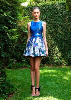 vestidos da patricia bonaldi inpirados em ipes - Pesquisa Google