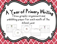 writing 1st grade