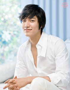 Lee Min Ho - so handsome
