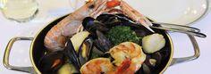 Die französische Brasserie Lipp aus Paris mitten in Zürich Seafood Place, Mussels, Zurich, Beef, Dinner, Oysters, Gourmet Foods, Dinner Ideas, Food Food