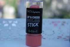 Hayatı Makyajla - Makyaj, Moda, Hayat, Kozmetik, Güzellik ve Bakım Blogu: Pastel Lip&Cheek Color Stick