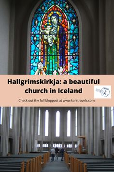 Everything you need to know about Hallgrímskirkja in Reykjavik Iceland. History and info about the in- and outside. Packing List For Travel, Europe Travel Guide, Travel Guides, Travel Destinations, Travelling Europe, Traveling, European Vacation, European Travel, Iceland Travel Tips