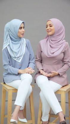 Hijab Teen, Arab Girls Hijab, Muslim Girls, Beautiful Muslim Women, Beautiful Hijab, Hijabi Girl, Girl Hijab, Modern Hijab Fashion, Muslim Fashion