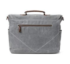 Canvas Messenger Bag (2)