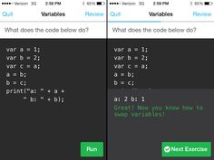 Codecademy Releases Its First Educational iPhone/iPad App.