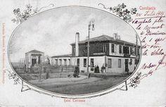 Constanta - Hotel Terrassa - 1903
