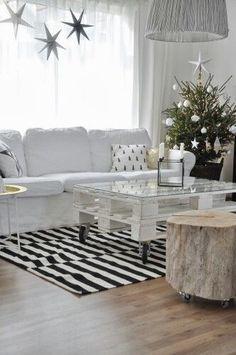 TIPOS DE DECORACIÓN PARA UN ÁRBOL NAVIDEÑO   Decorar tu casa es facilisimo.com