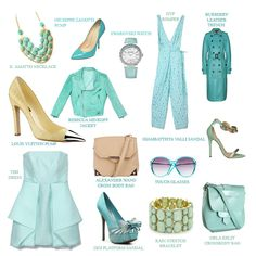 On of our favorite colors is back in full force for Spring 2012