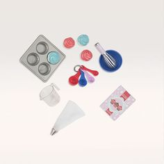 Our Generation Bake Me Cupcakes Set