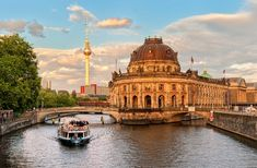 Check out the best tours and activities to experience Museum Island (Museumsinsel). Don't miss out on great deals for things to do on your trip to Berlin! Reserve your spot today and pay when you're ready for thousands of tours on Viator. Museumsinsel Berlin, Berlin Museum, Berlin Germany, Week End Berlin, Berlin Hotel, Berlin City, River Cruises In Europe, Museum Island, Long Week-end