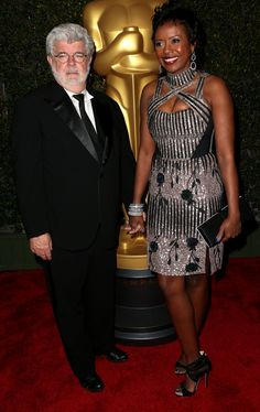 George Lucas, Mellody Hobson Engaged: 'Star Wars' Director, Businesswoman Set To Marry