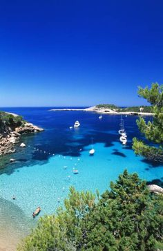 Ibiza, I've been 7 times (so far) and will never tire of this beautiful island! #AccessorizeMonarch