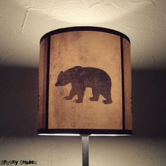 Hey, I found this really awesome Etsy listing at https://www.etsy.com/listing/55737305/woods-shadows-lamp-shade-lampshade