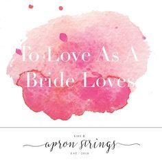A sweet love letter of devotion...  <3