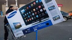 Not in front of the telly: Warning over 'listening' TV